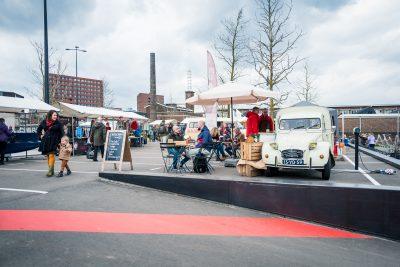 zomermarkt streekmarkt bij Het Lokaal